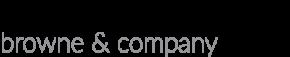 Patricia Browne Browne & Company logo