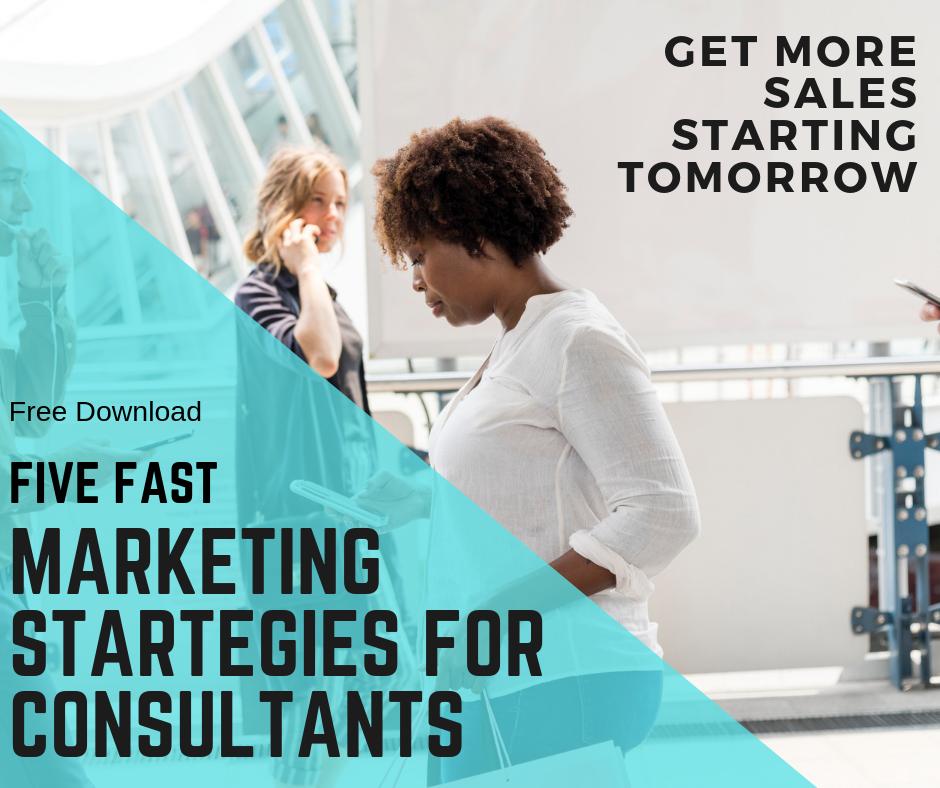 marketing strategies consultants